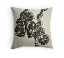 Maria 23 Throw Pillow