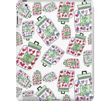 jar or hearts  iPad Case/Skin
