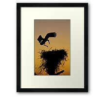 Mommy! Framed Print