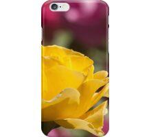 Yellow Rose Of Toronto iPhone Case/Skin