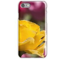 Yellow Rose Of Toronto iPhone Case/Skin
