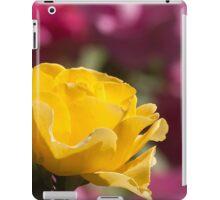 Yellow Rose Of Toronto iPad Case/Skin