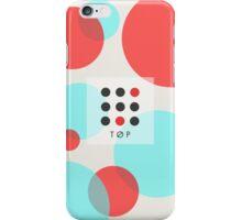21p dots iPhone Case/Skin