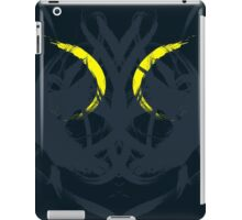 Rorschach Blue iPad Case/Skin