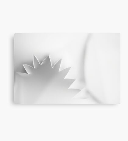 Paper abstract (limited edition) Canvas Print