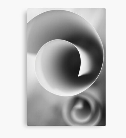 Paper abstract II (limited edition) Canvas Print