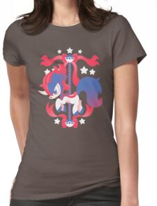 Carousel Colt Womens Fitted T-Shirt