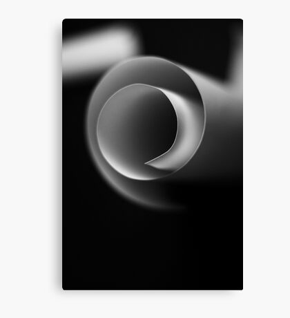 Paper abstract VI (limited edition) Canvas Print
