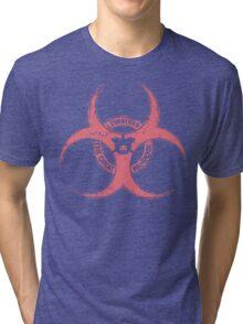 Swine Flu survivor Tri-blend T-Shirt