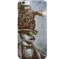 The Projectionist iPhone Case/Skin