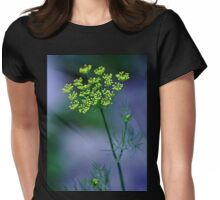 Dill Sprig Womens Fitted T-Shirt