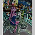 Alien Debutante's Night On The Town by Jedro