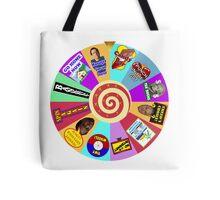 The Chore Wheel Tote Bag