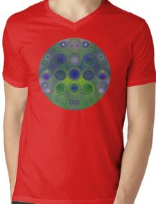 Eyes of the Stars 3 Mens V-Neck T-Shirt