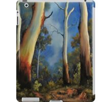 Gum tree view iPad Case/Skin