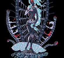 Rebirth of Cyber Venus by Andrei Verner