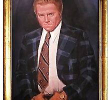 Biff Tannen Oil Painting Picture by SmashBam