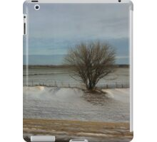 Without A Coat iPad Case/Skin