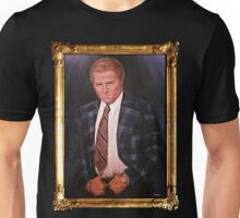 Biff Tannen Oil Painting Picture Unisex T-Shirt