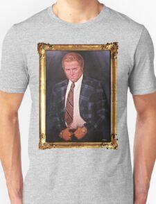 Biff Tannen Oil Painting Picture Unisex T-Shirt