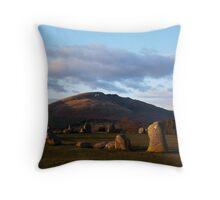 Blencathra Sunset Throw Pillow