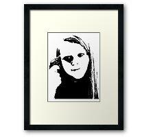 C'ya Framed Print