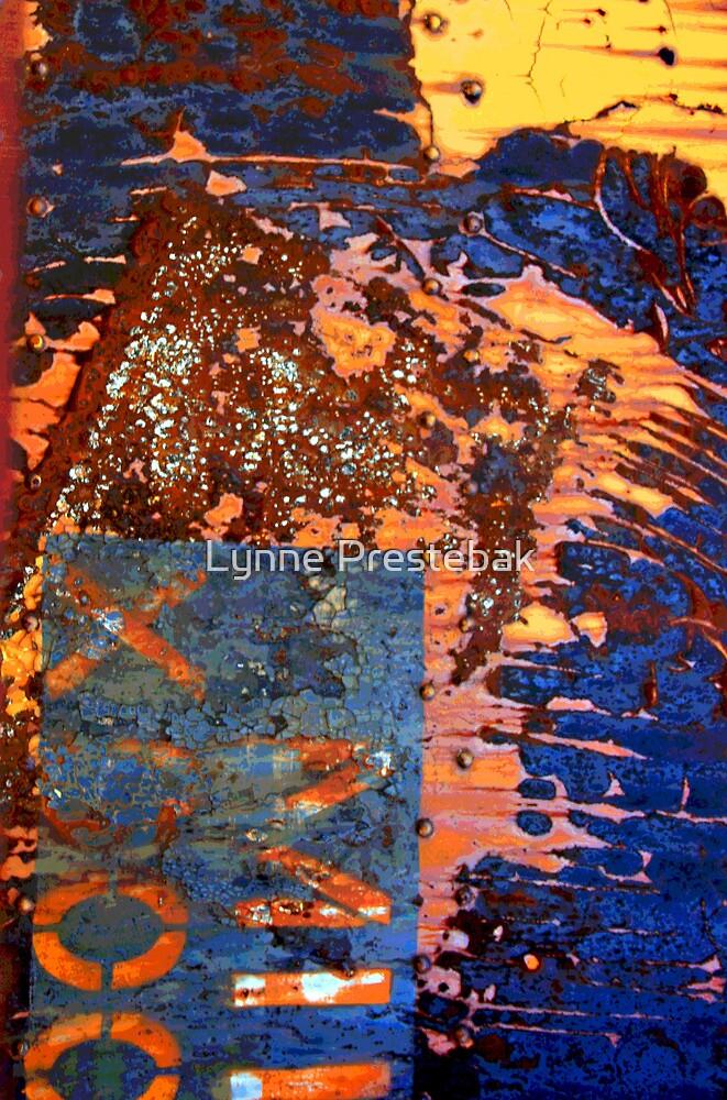 mixed feelings.... by Lynne Prestebak