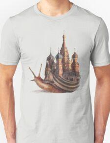 The Snail's Daydream Unisex T-Shirt