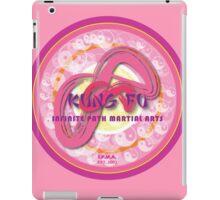 Infinite Path Martial Arts - Mandala - Pink iPad Case/Skin