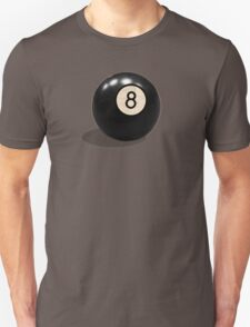 8 Ball Photo T-Shirt