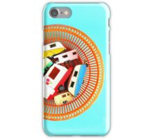 Vintage Caravan Collection iPhone Case/Skin