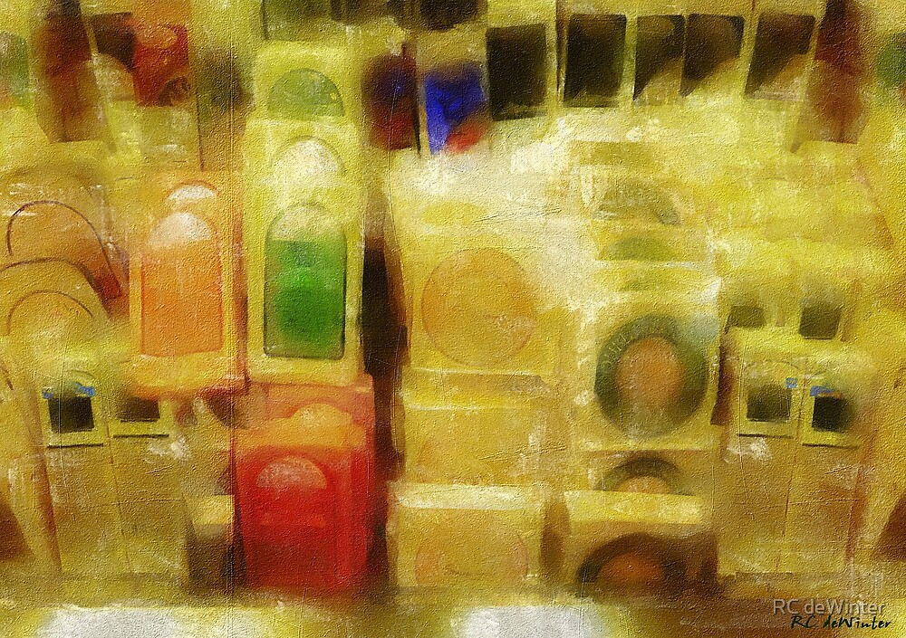 Cheese It! by RC deWinter