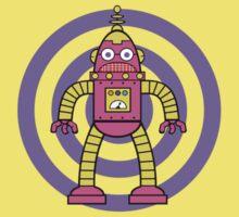 Robot Kids Clothes