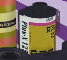 Obsolete Film - V2 Sticker