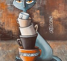 Cattuccino by Tania Vorster