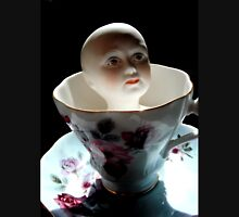 China Doll in a China Teacup Unisex T-Shirt