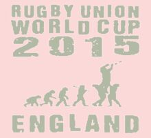 Rugby Union World Cup 2015 England Kids Clothes