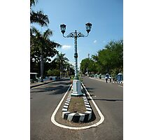 road light Photographic Print