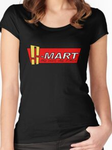 S-Mart Special Deal of the Day Women's Fitted Scoop T-Shirt