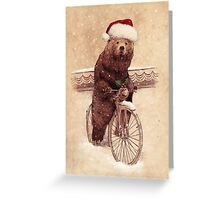 A Barnabus Christmas Greeting Card