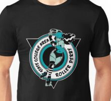 State College Area Roller Derby Logo Unisex T-Shirt