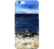 Sandy toes and salty kisses iPhone Case/Skin