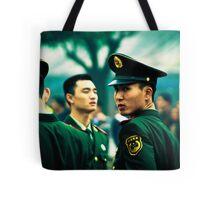 Chinese Military Tote Bag