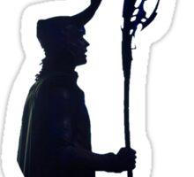 Loki God of Mischief, Solemnly Swear I am Up to No Good Sticker