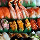 Sushi Platter by mjds