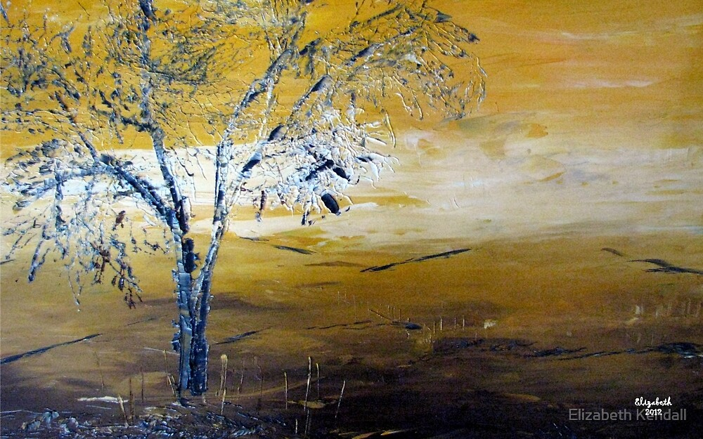 My passion by Elizabeth Kendall