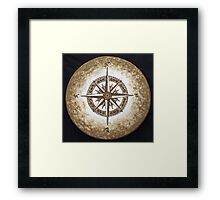 Spirit Compass Framed Print