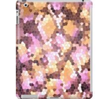 Summer Flower Mosaic iPad Case/Skin