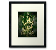 Bajnotti Fountain-The Struggle of Life Framed Print