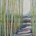 Through the Bamboo Grove by JennyArmitage